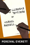 Percival Everett by Virgil Russell, front cover