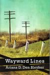 """Wayward Lines"" front cover"